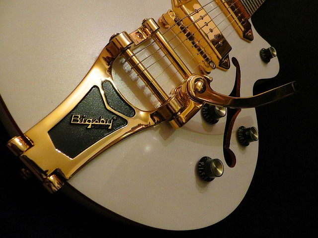 Guitarra eléctrica rockabilly