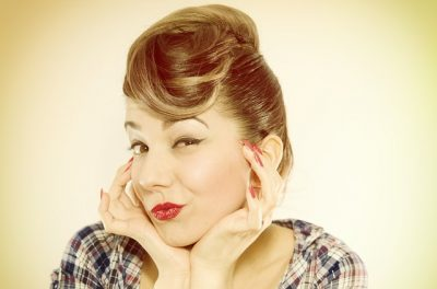 Pin up retro
