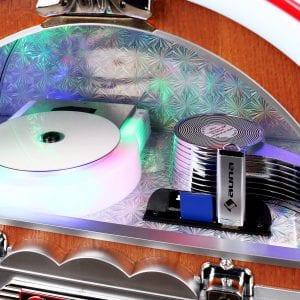 Rockola Auna Graceland XXL. Interior.