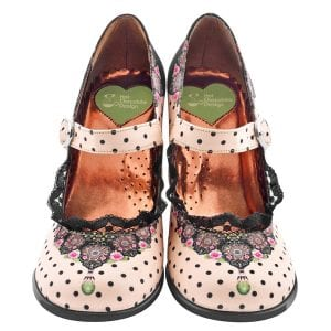 Zapatos Hot Chocolate Mary Janes