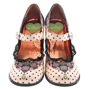 Zapatos Hot Chocolate Mary Janes