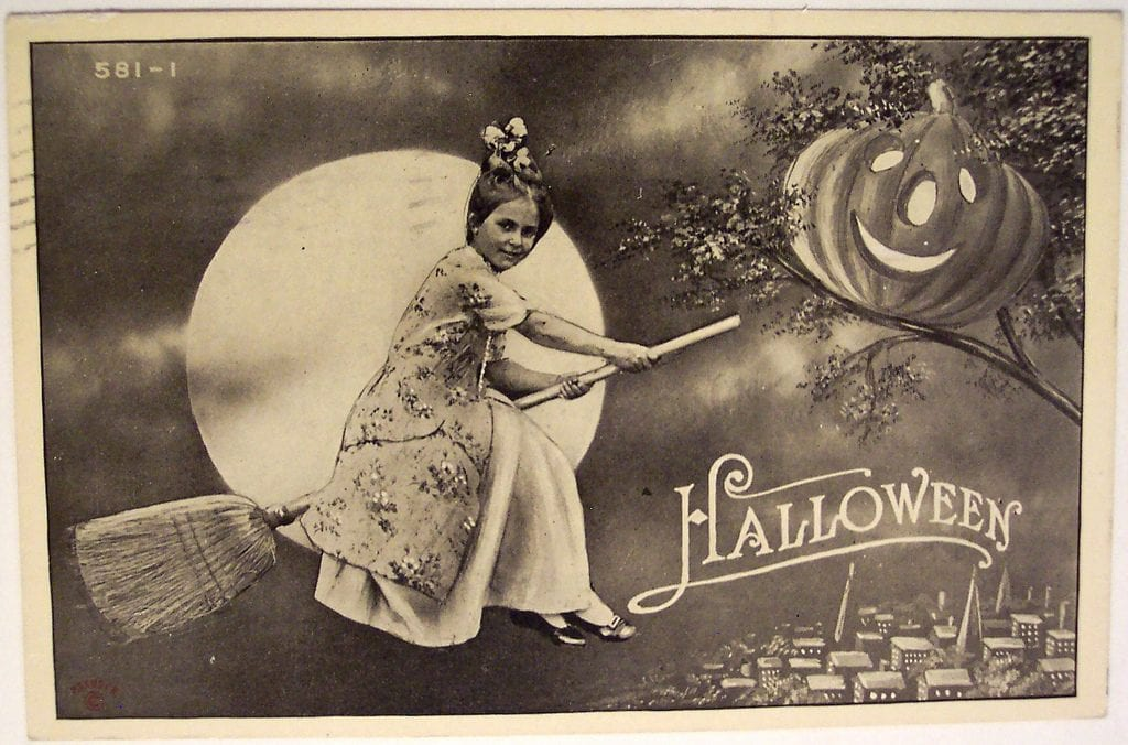 Halloween Retro Vintage