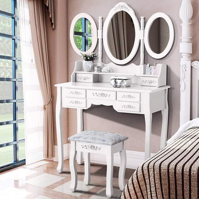 Decorar con los mejores muebles vintage