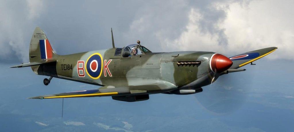 maqueta de aviones antiguos