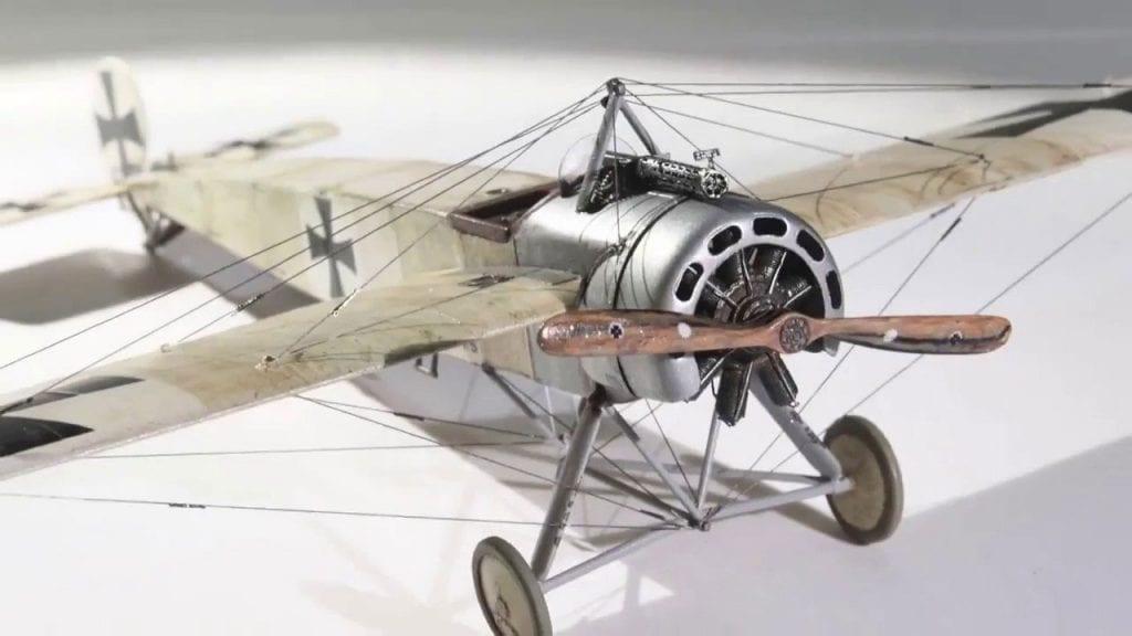 modelismo de aviones antiguos
