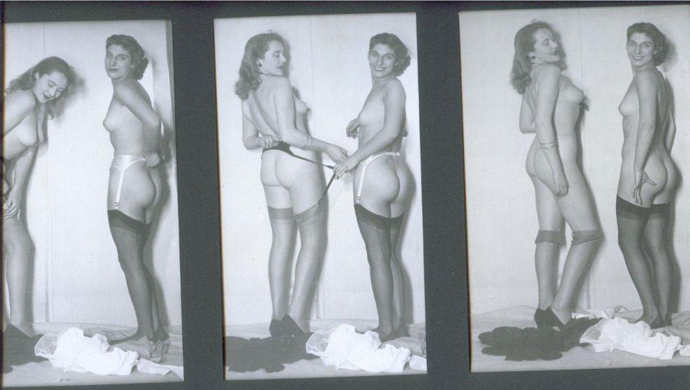 erotismo en los años 50