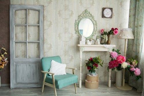 muebles vintage de los 80