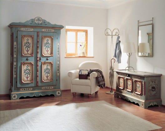mueble vintage en los 80