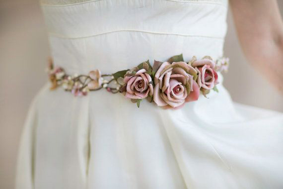 cinturon florar