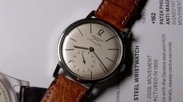 cuanto cuesta un reloj vintage