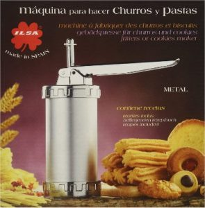 Máquina de hacer churros: ILSA