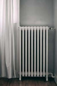 Materiales de los radiadores de baño