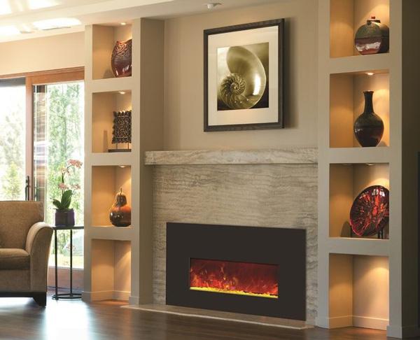 mejores chimeneas decorativas