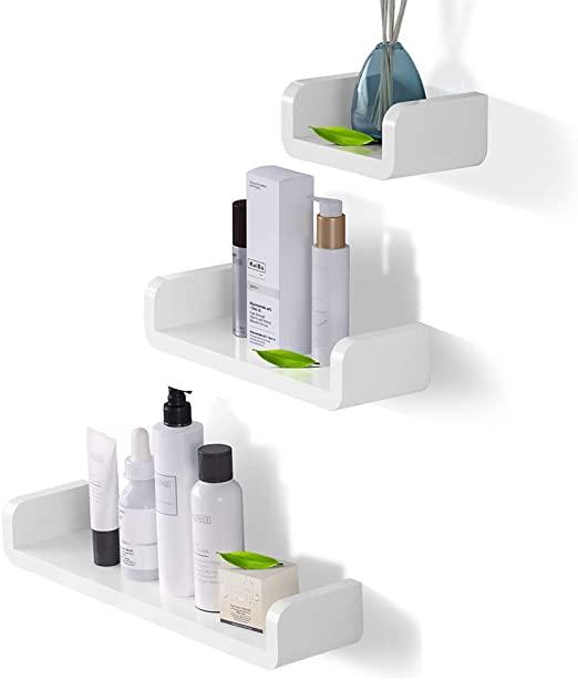 Organizador baño color blanco