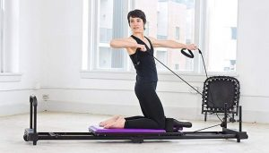 Maquina de pilates para casa multiple