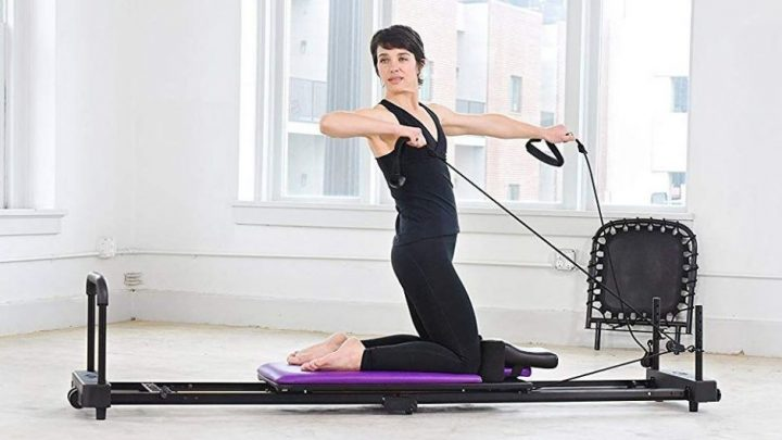 Maquina de pilates para casa multiple