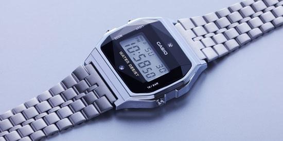 que reloj casio retro comprar
