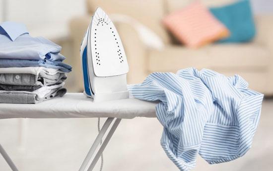 consejos para planchar ropa sin quemar