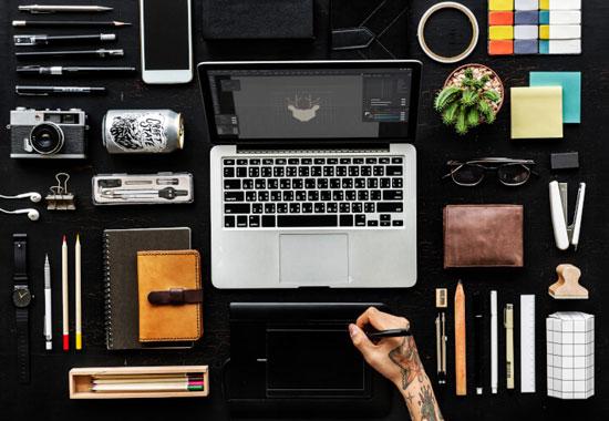 principales Materiales para diseñadores