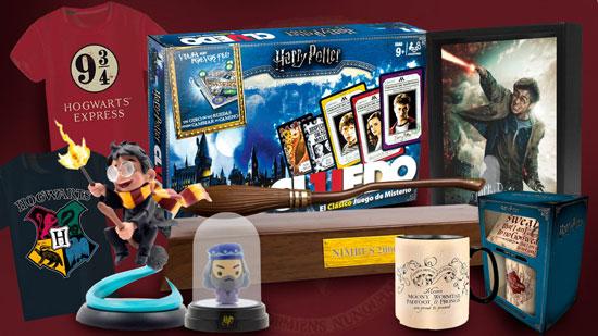 Harry potter merchandising
